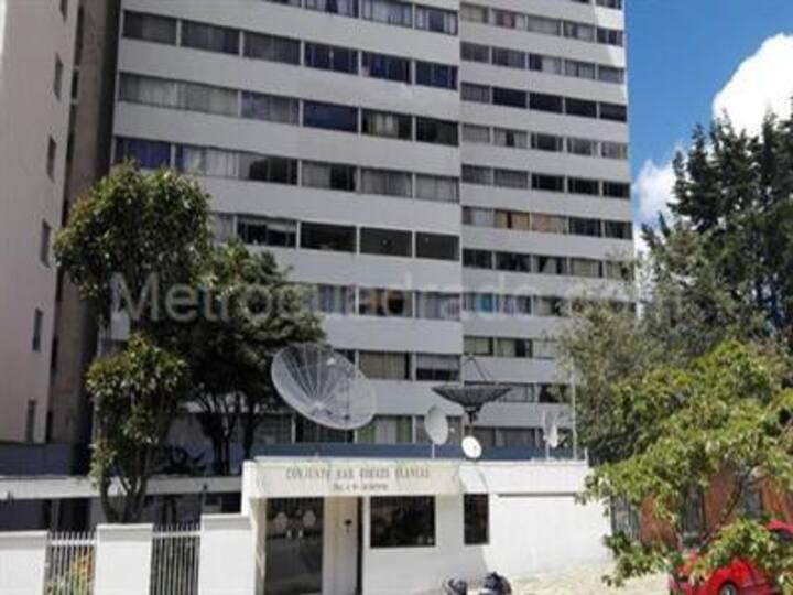 Habitación Excelente en pleno centro de Bogotá