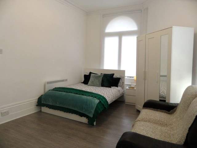 Cosy 1-bedroom flat in the heart of Blackheath