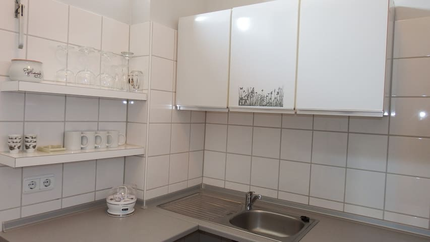 """Ferienapartment """"Luv"""" im Haus """"Schlei-Idyll"""" - Maasholm - Condominium"""
