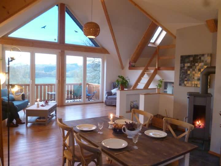 BelEtage Eifel in Anschau - Zuhause mit Aussicht