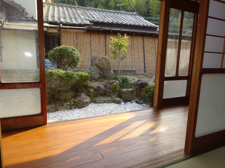 Traditional Japanese House, feel local life