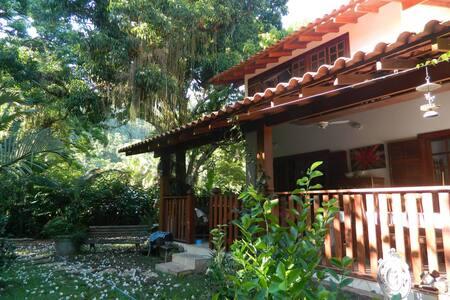 Sonho Azul - Casa de Temporada em Paraty Mirim