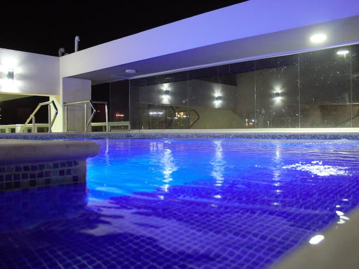 Luxurious Metropolitan Apartment
