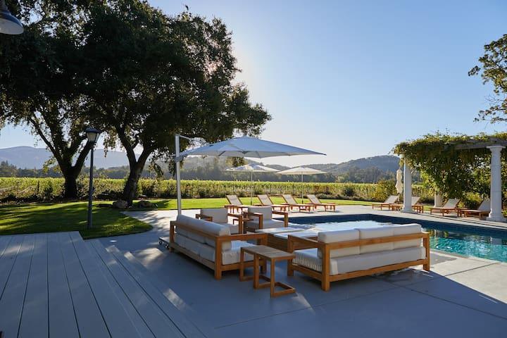 Napa Vineyard Estate