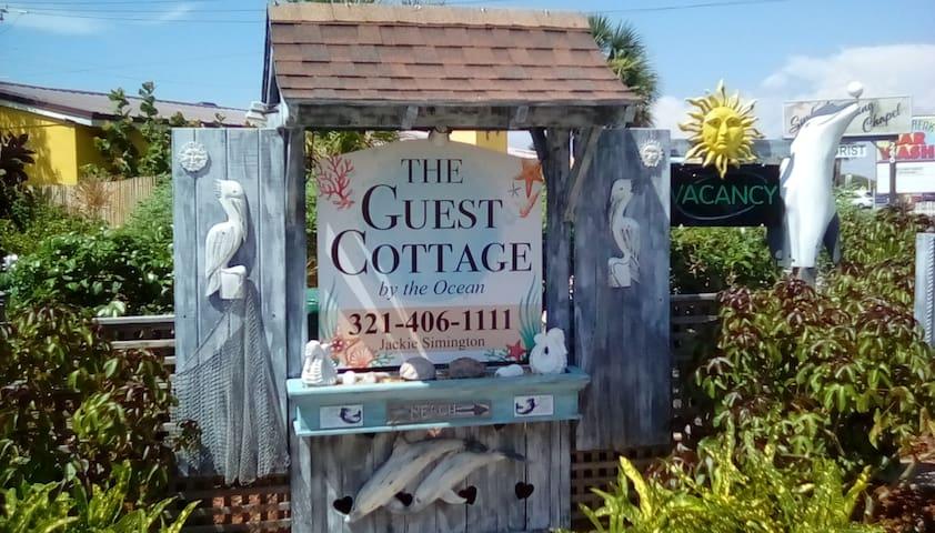The Guest Cottage Dolphin suite. Est 1997, unique
