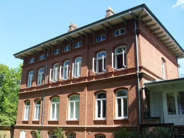 Haus im Park - Hebbel-Stuben