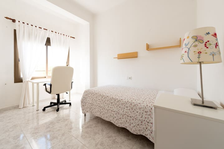 Room in center GR - Palma - Casa