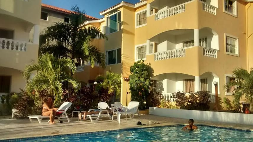 TROPICAL CARIBE,beautiful apartment - bayahibe - อพาร์ทเมนท์