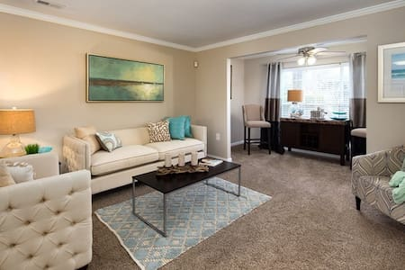 2BR/2BA luxury apt centrally located in Charleston