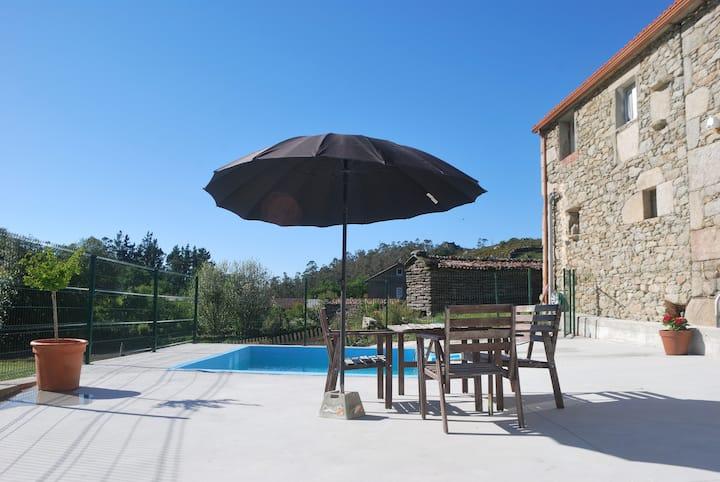 Casa Santa Cristina Costa da Morte
