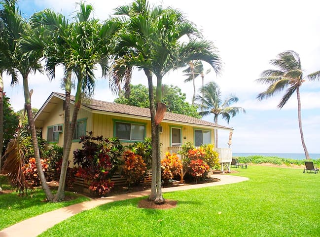 Palm cottage (Maui Country STPH permit # (Phone number hidden by Airbnb)