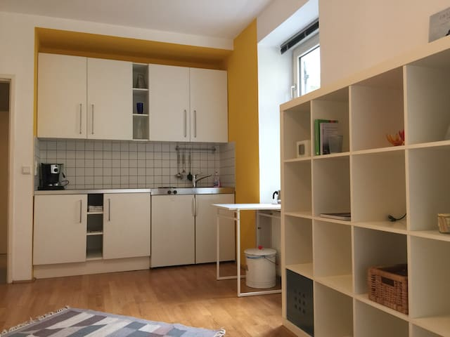 Perfectly located apartment & bike! - Graz - Lejlighed
