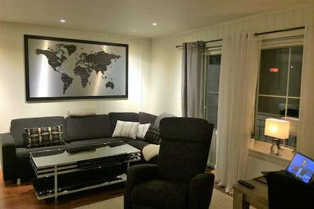 Well-Appointed Exclusive Apartment - Kristiansand