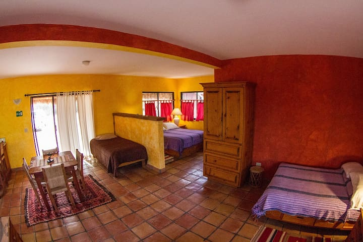Baja Spacious Unit - Relax Surrounded by Nature