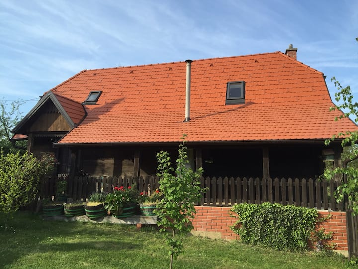 Charming, traditional Croatian cottage, renovated
