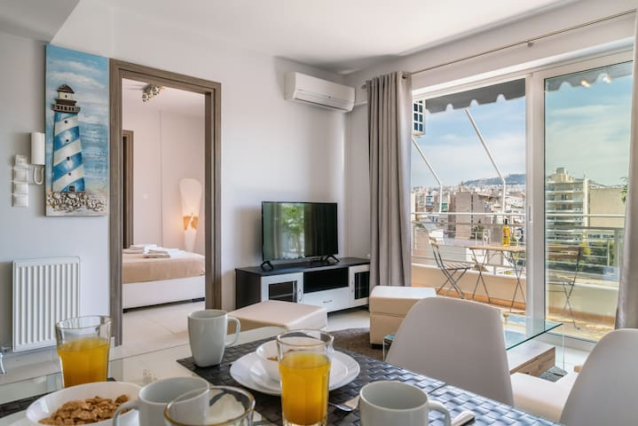 Deluxe Plus Apartment | Alekos Apartments