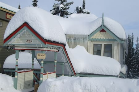 Great Ski-In-Out! 'UPPER Unit SilverStar Value!' - Vernon - Xalet