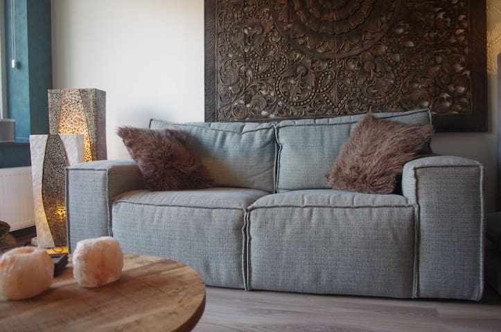 Lovely located appartement in Rotterdam