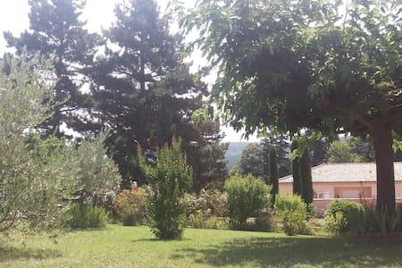 Maison proche du village - Dieulefit