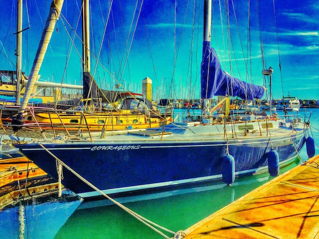 48' Sailing Yacht in Falmouth, ME - Falmouth - Loď