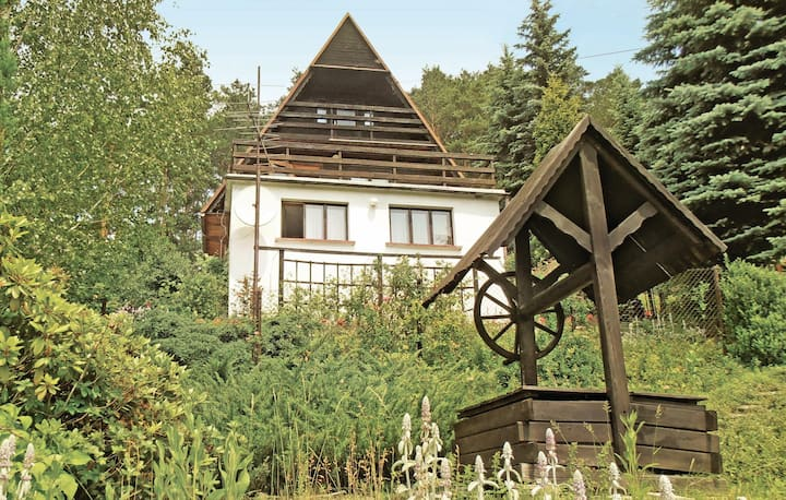 Awesome home in Mucharz with Sauna and 2 Bedrooms