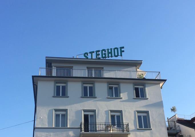 möbliertes wohnen inmitten Luzern - Lucerne - Leilighet