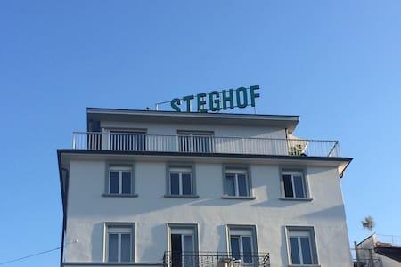 möbliertes wohnen inmitten Luzern - Luzern - Apartemen