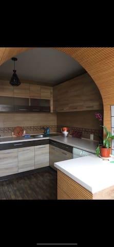 Уютная квартира на Сахарова