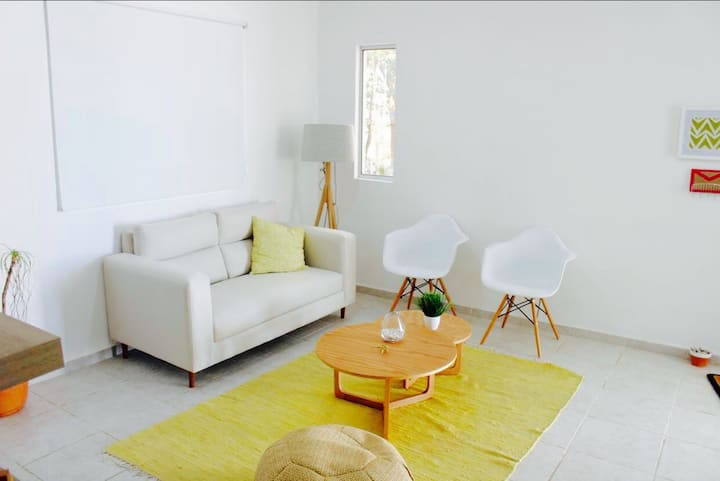 Casa arbolada, 2 bed room Very nice