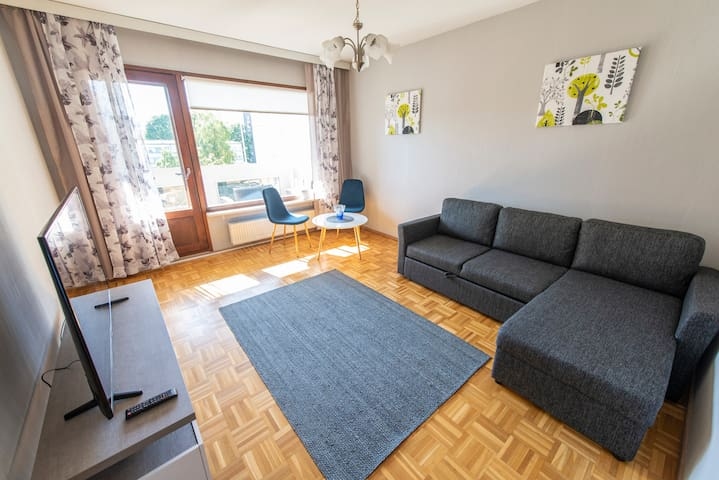 Mikkeli center apartment