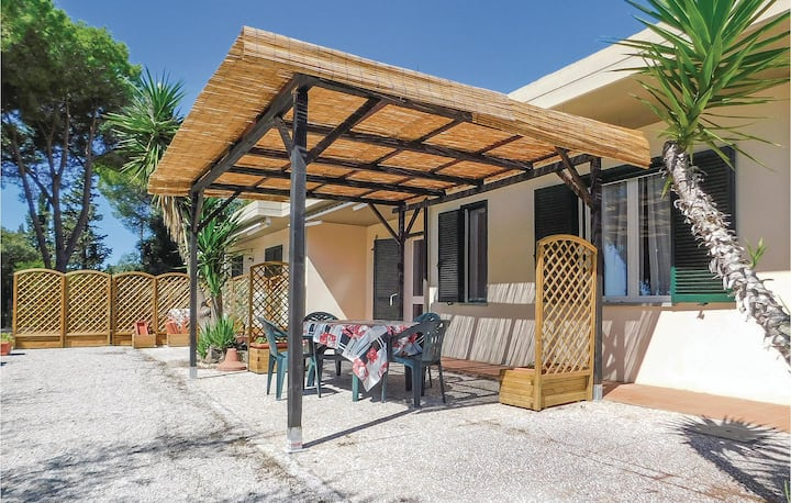 Holiday apartment with 1 bedroom on 50m² in Riotorto