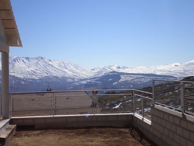 NAVAQUESERA MIRADOR DE GREDOS