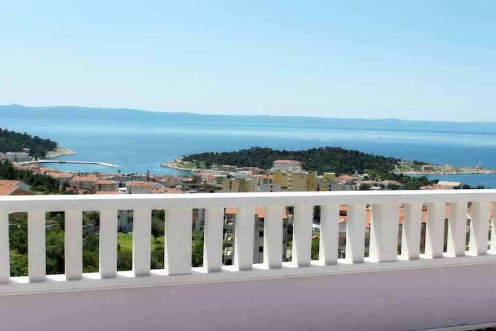 Sea View Modern Appt - Makarska - Apartament