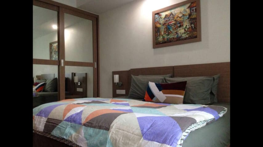 Studio apartment Nagoya Mansion. Batam city