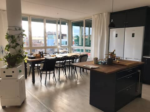 Great apartment for family's, close to city