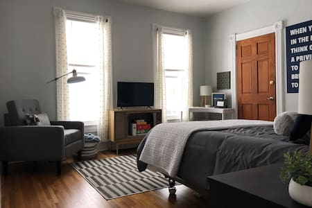 Recently Renovated 1 Bedroom in Heart of Winona