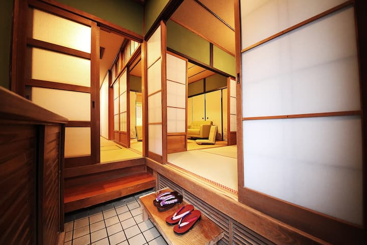 FUSHIMIINARI-INN★9min walk to Fushimi Inari Taisya