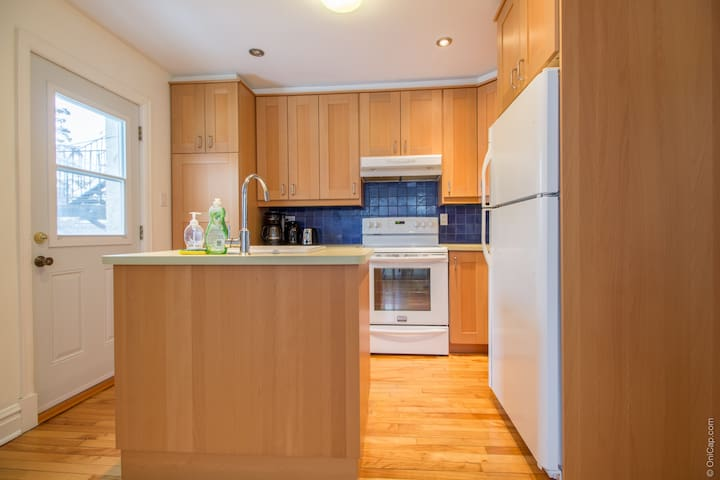 Private Downtown Home- Hintonburg