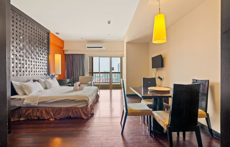 Sunway#3 Studio/4pax, connected to Sunway Pyramid