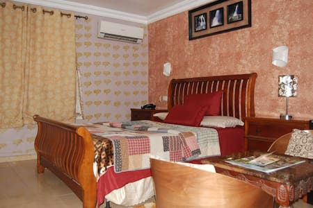 Bedroom 207