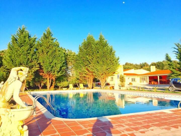 Pool Villa Farm in Arrábida