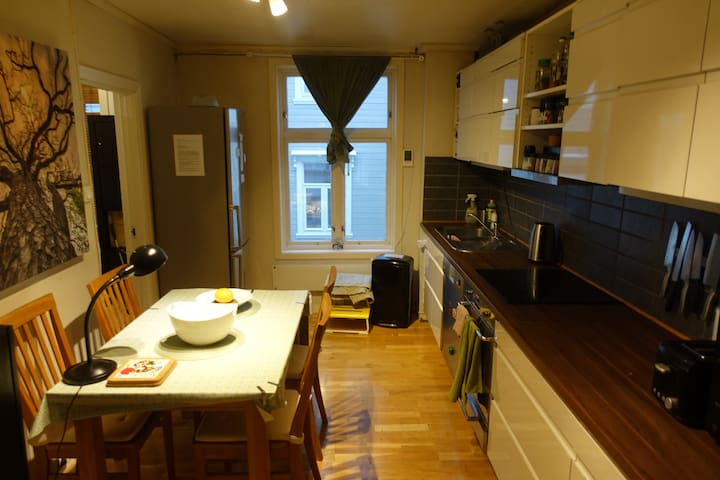 Charming apartment close to city centre and sights