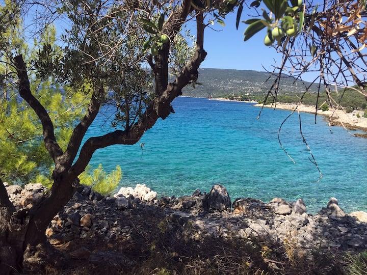 Urlaub auf der Insel Cres