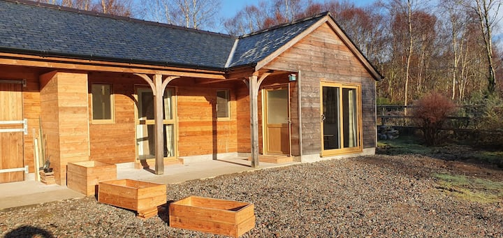 'Fenja' Modern stable conversion Banavie,
