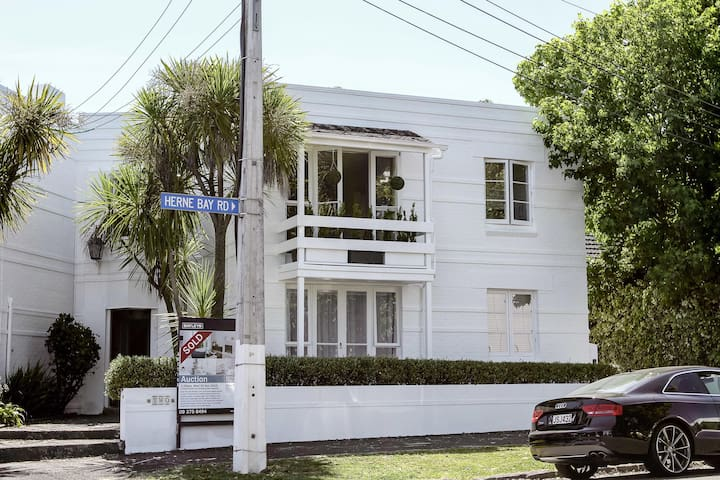 Ponsonby/Herne Bay amazing location - Auckland