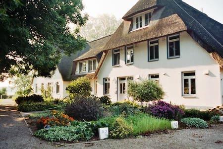 komfortable Ferienwohnung Usedomer Haffküste - Stolpe auf Usedom