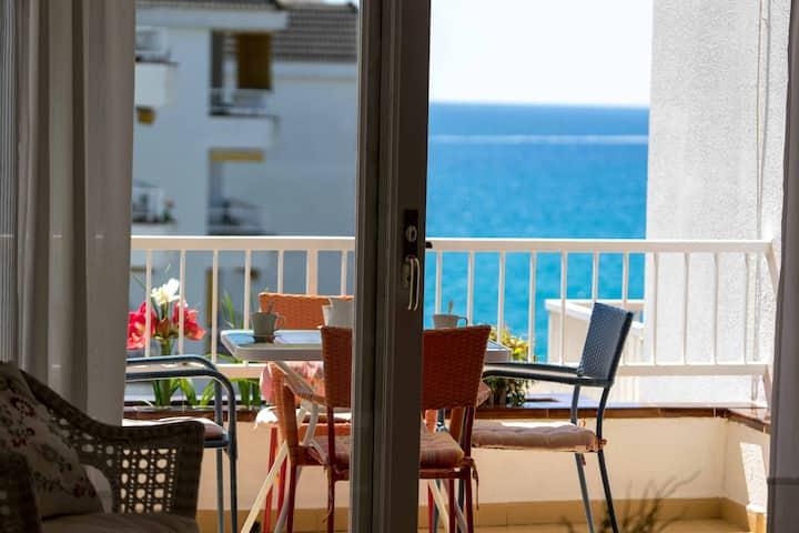 Apartment near the beach