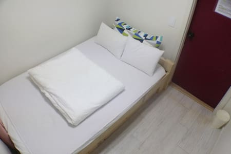 Budget Single Room - Seogwipo-si - โฮสเทล