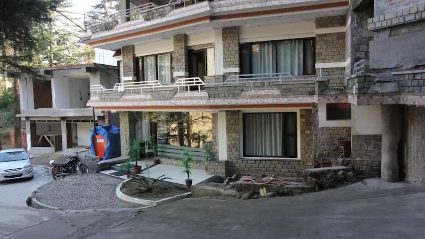 Premium B&B in Mcleodganj near Dalai lama temple