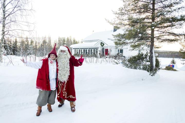 Santas Secret Home - Rovaniemi - Dům